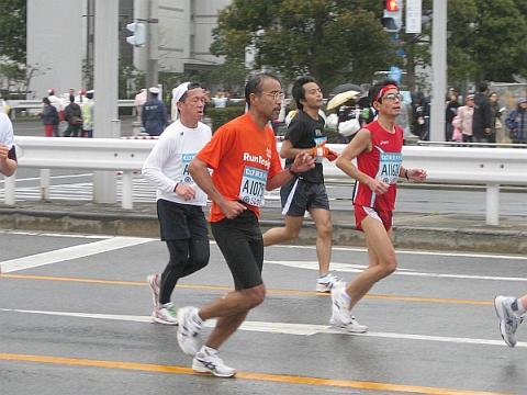 東京マラソン2009_小嶋さん02