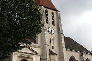 サンジェルマン・ドゥ・シャロンヌ教会