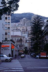 モナコの風景