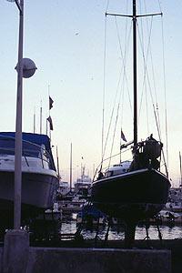 モナコ海港