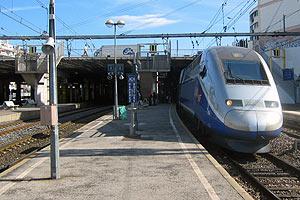 モンペリエ駅