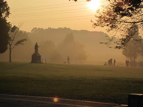 朝の景色1
