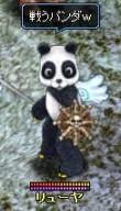 パンダだって戦うもんっ
