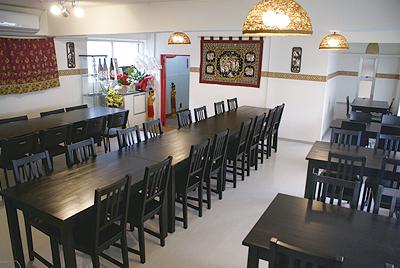 タイ料理居酒屋 サバイクラパオ