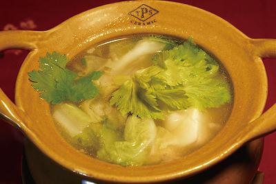 豚と豆腐のスープ(ゲージュータオフームーサップ)