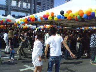 B&S TOKYO 2007 オーディエンス