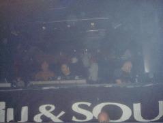 B&S 2007 DJ booth