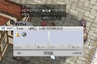 おめでとうございます*。:゜+(人*´∀`)+゜:。*