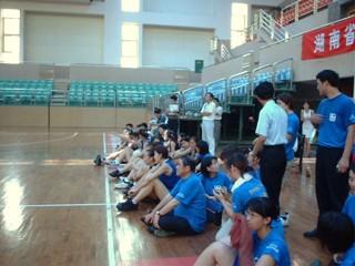 2002中国団スポーツ交流
