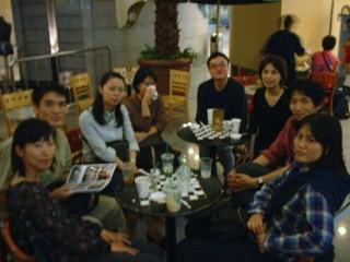 2002中国団学生との交流