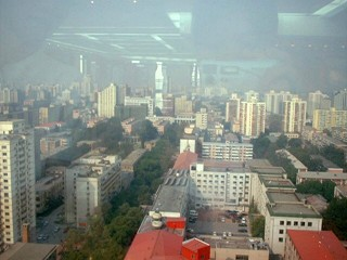 2002中国団北京の街