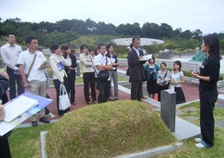 20060915光州国立5.18民主墓地
