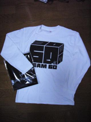 チーム60Tシャツ