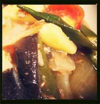 夏野菜ラタトゥユ