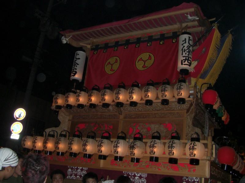 東予秋祭り 統一運行