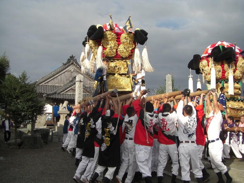 嘉母神社例祭