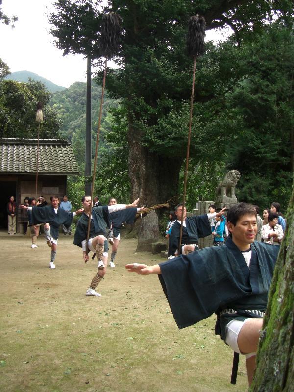 丹原秋祭り 磐根神社