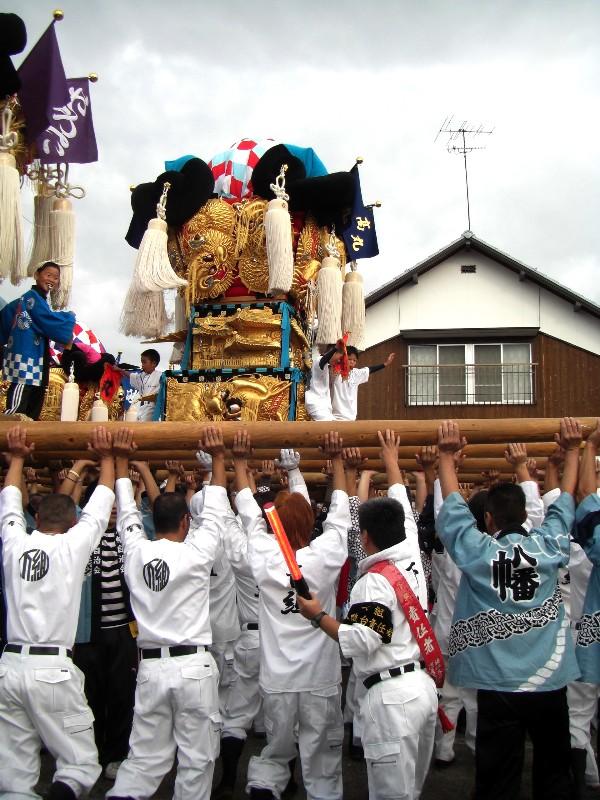 西条祭り 嘉母神社例祭