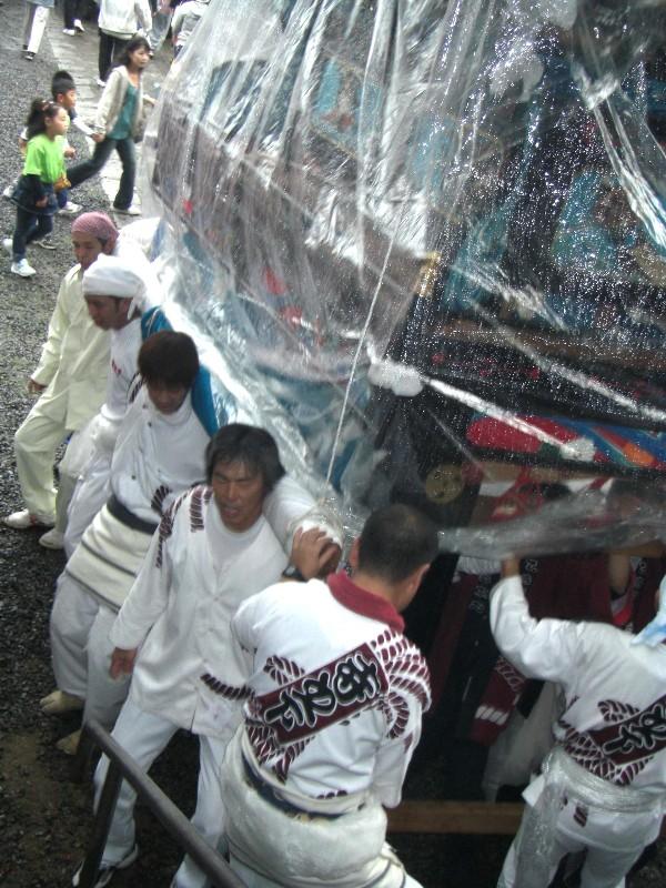 西条祭り 石岡神社祭礼 本殿祭
