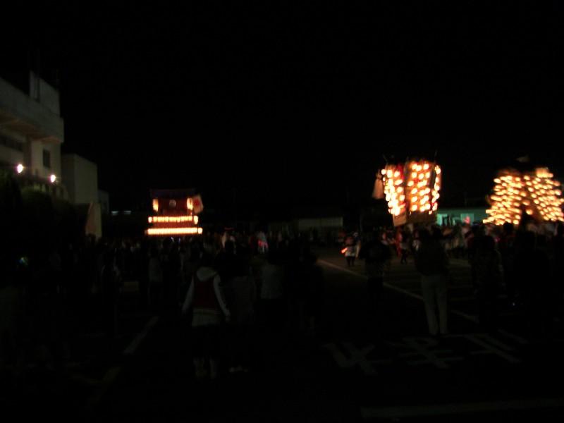 かきくらべ 丹原公民館前駐車場