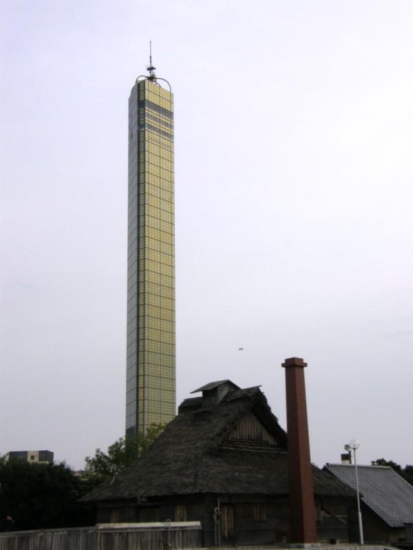 宇多津 ゴールドタワー