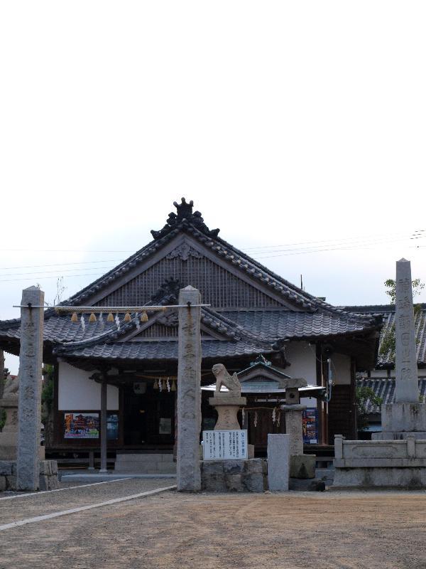 西条市 嘉母神社