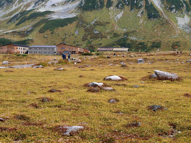 立山黒部アルペンルート 室堂 風景
