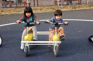 万博自転車