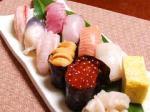 寿司の横山 特上にぎり