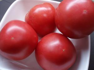 妙高のトマト