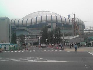 6月8日大阪ドーム