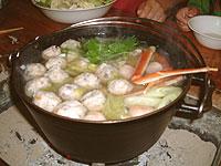 海鮮かに鍋