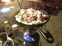 豚バラとネギの和風バルサミコ炒め