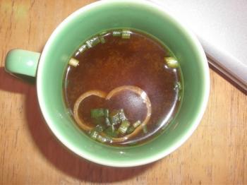 サムイ島の天気 味噌汁…