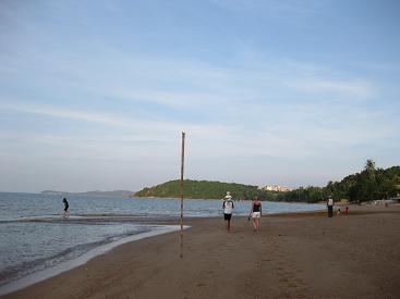 タイ・サムイ島・天気・ボプット・ビーチ
