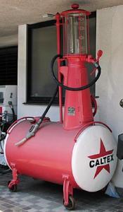 ガソリンタンク(飛騨高山)