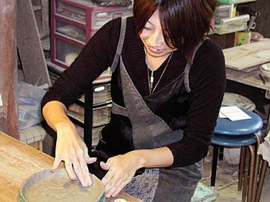 一日体験陶芸教室1