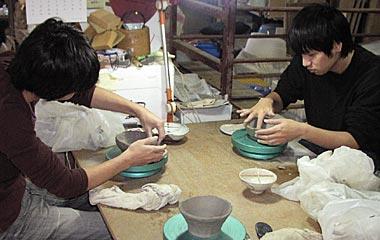 一日体験陶芸教室2