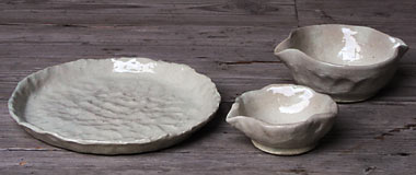 一日体験陶芸教室作品2