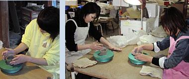一日体験陶芸教室2-1