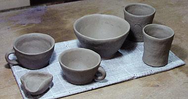 一日体験陶芸教室2-2
