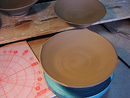 四方平鉢1