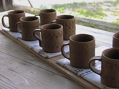 親子で陶芸体験1-3