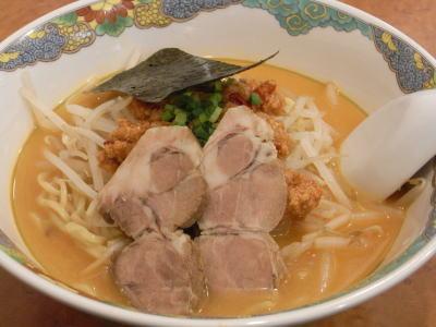 20090616冷し坦々麺