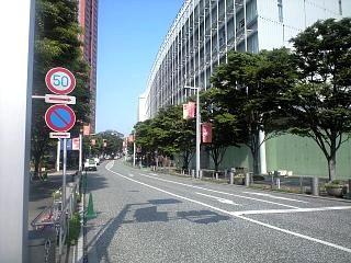 ヒルズ道(1)