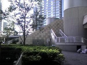 品川駅港南口(コンサート)