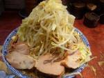 暖々(大盛り野菜辛目ニンニク)