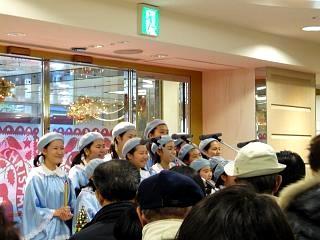 上野松坂屋(合唱団)