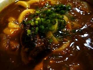 鶴丸(カレーうどんアップ)