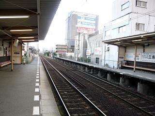 三条駅(その2)